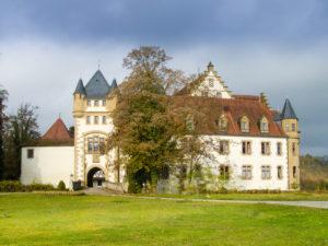 Götzenburg in Jagsthausen, fotografiert mit dem True Zoom